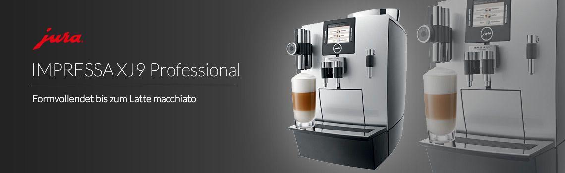 IMPRESSA XJ9 Professional